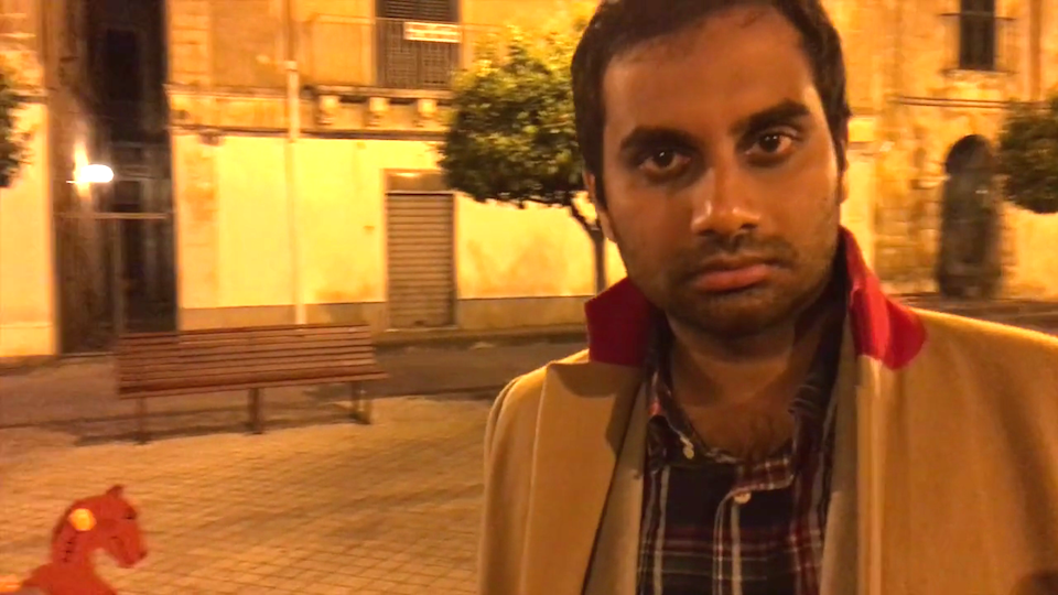 This video of Aziz Ansari romping around in Italy will fill you with joy and jealousy https://t.co/6h8Ig43IXP  https://t.co/8kikjrCw55