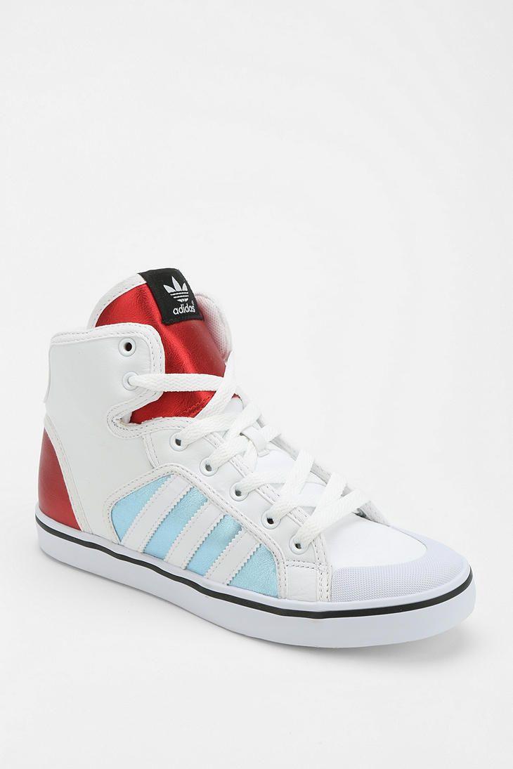 adidas Honey Hoop High-Top Sneaker