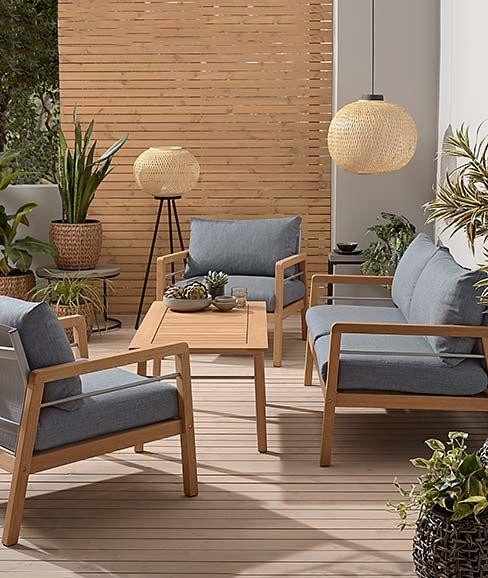 Mobel Accessoires Fur Balkon Terrasse Tchibo In 2020