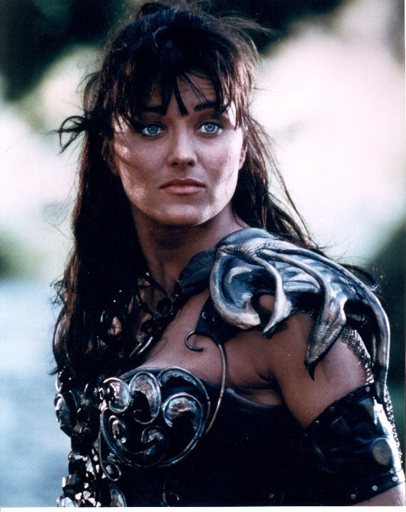 Xena in Unchained Heart, the final chapter of the Warrior ...