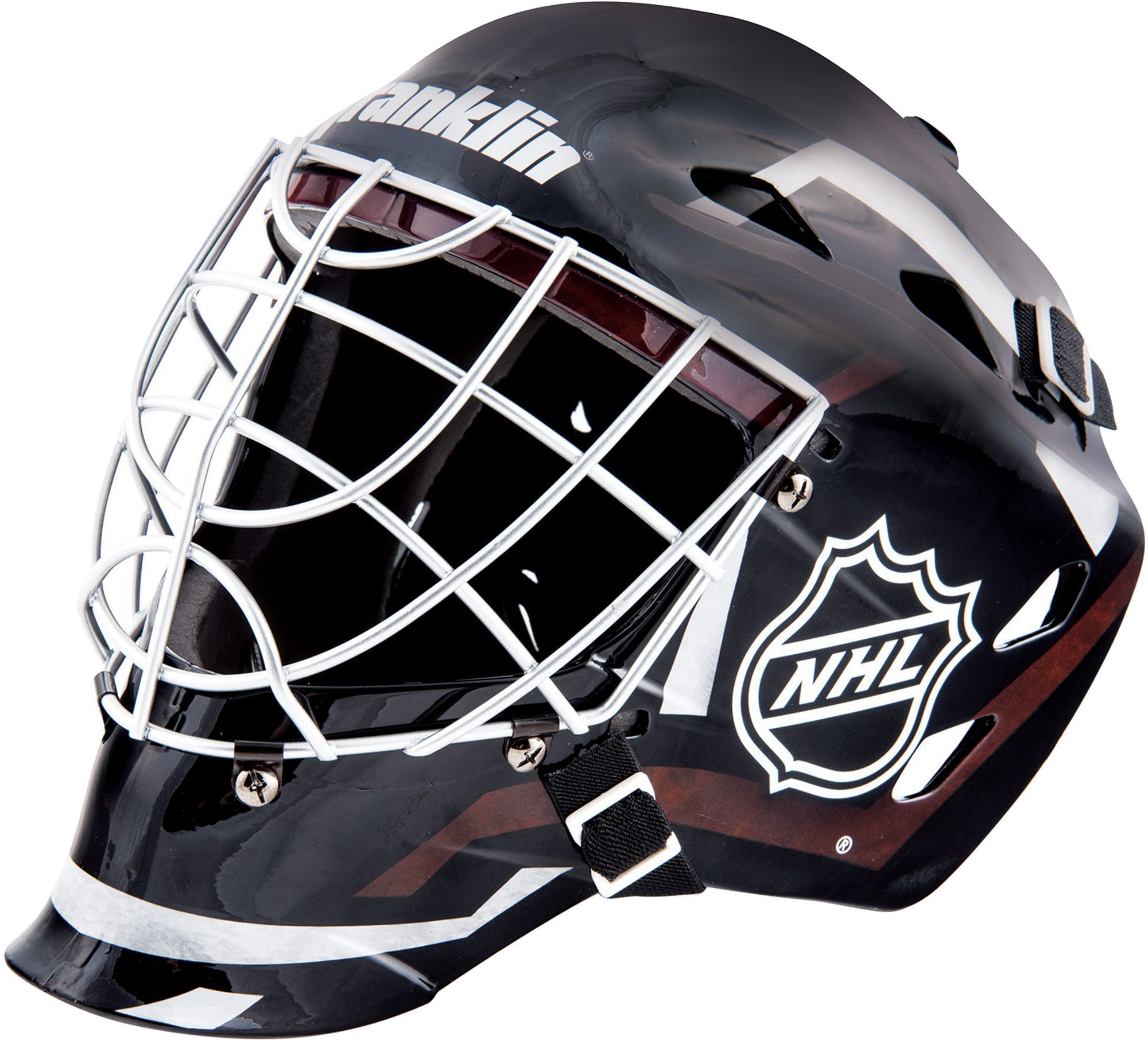 Franklin Nhl Street Hockey Goalie Mask In 2020 Street Hockey Goalie Mask Hockey Goalie