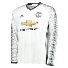 e6b43c15e Jersey Manchester United 3rd Lengan Panjang 2017 Adidas