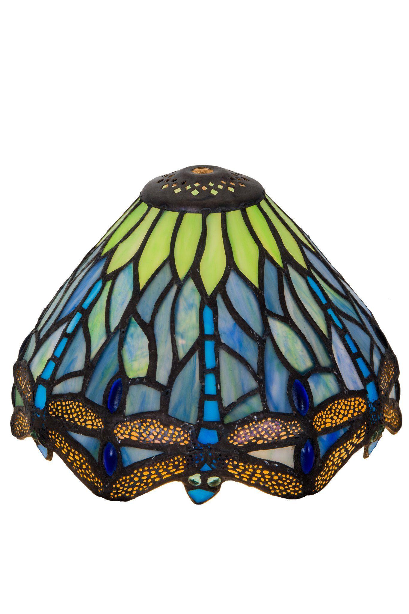Meyda 7 Hang Hd Drgnfly Tiffany Style Lamp Shades Shades