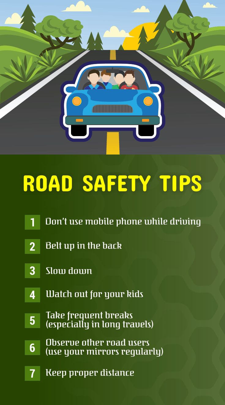 Road Safety Tips SafetyTips Travel