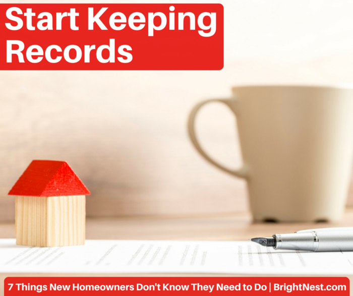 7 Things New Homeowners Don't Know They Need To Do
