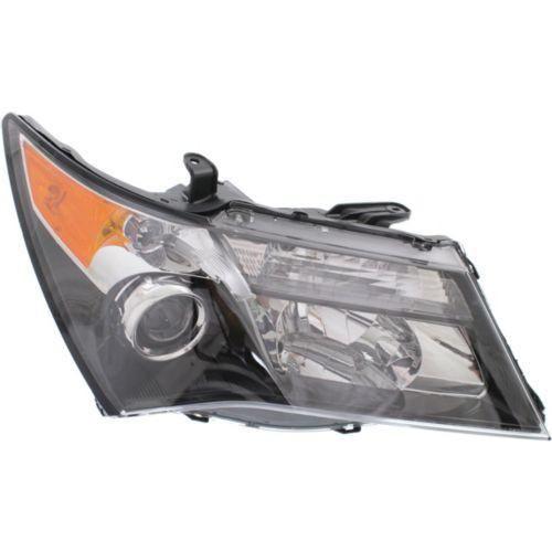 2010-2013 Acura MDX Head Light RH,Lens And Housing,w