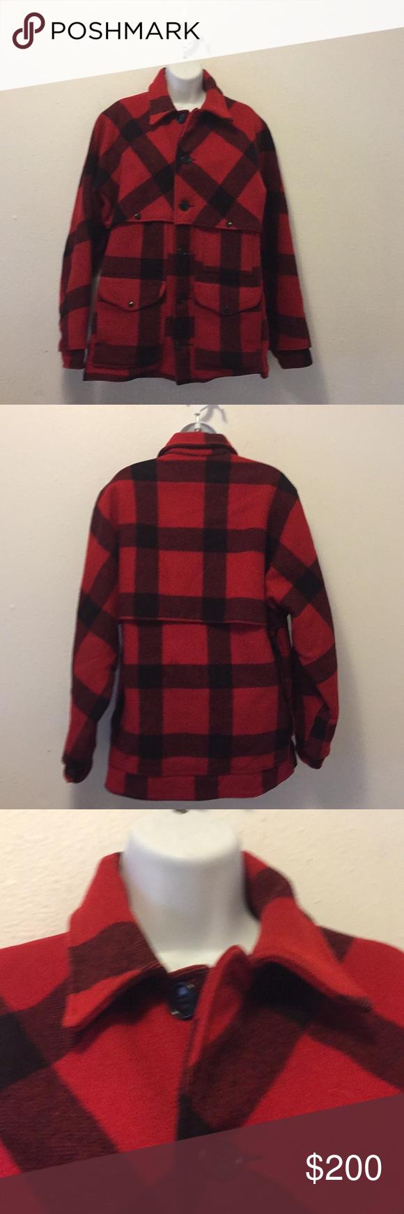 094a6cec2 Filson Vintage wool jacket Filson Vintage wool jacket in excellent ...