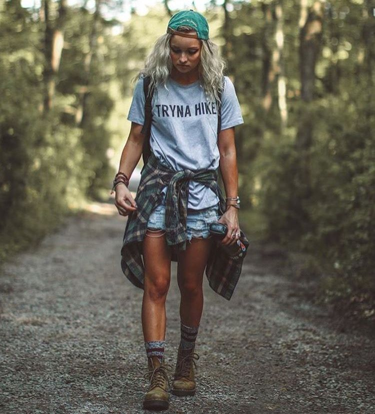 Pinterest: Sadie Joyce | Cute camping outfits, Hipster ...