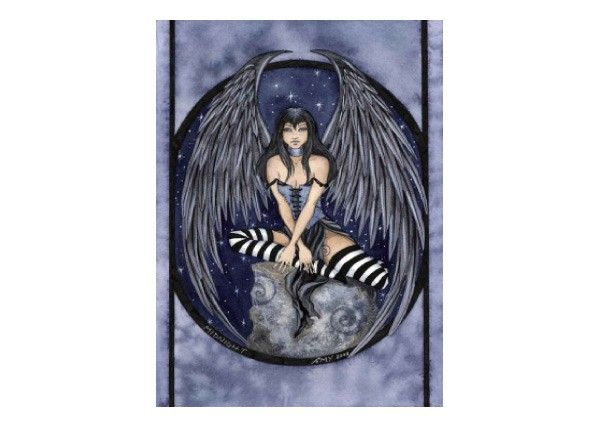 "Amy Brown ""Midnight Fairy"""