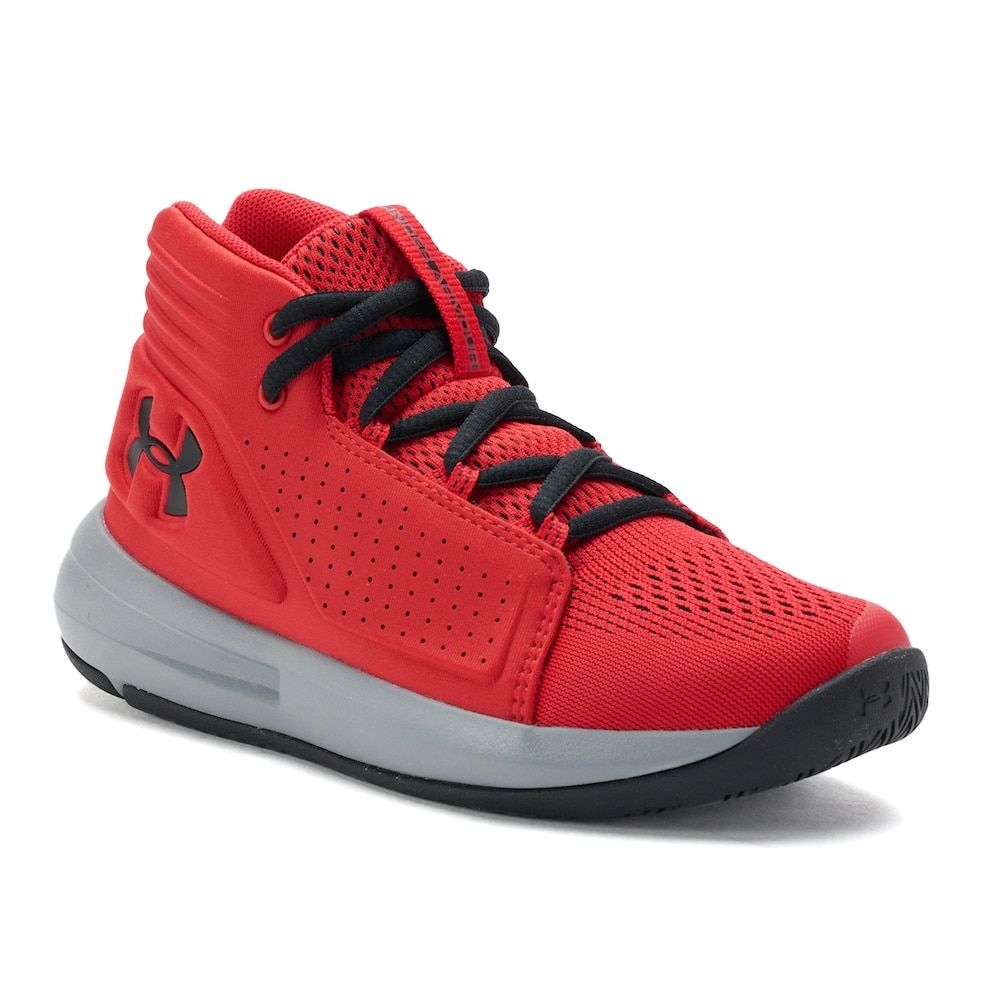 Under Armour Torch Mid Preschool Boys  Basketball Shoes  9b9911c1a981
