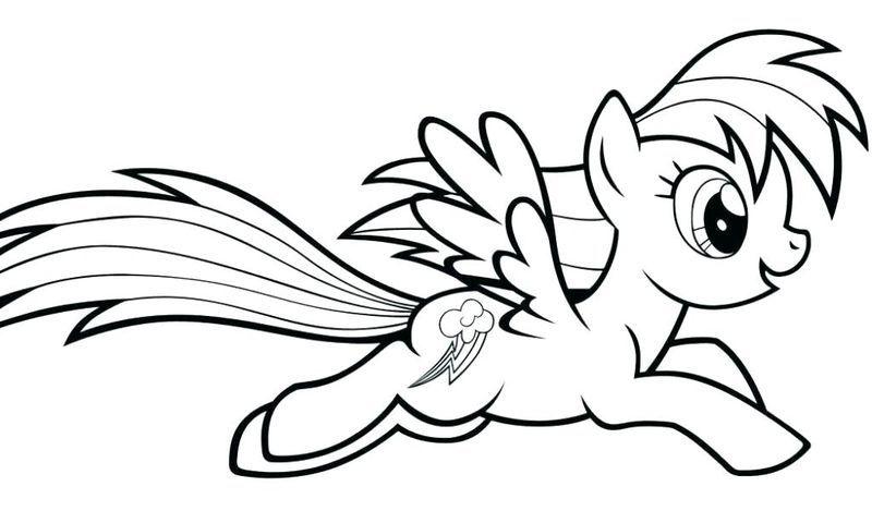The Beautiful Rainbow Dash Coloring Pages Free Coloring Sheets Ausmalbilder My Little Pony Ausmalbilder Ausmalen