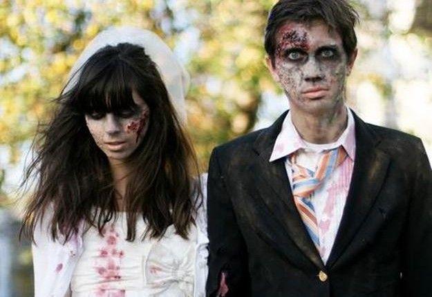 18 DIY Zombie Costume Ideas Halloween costumes - halloween costumes ideas