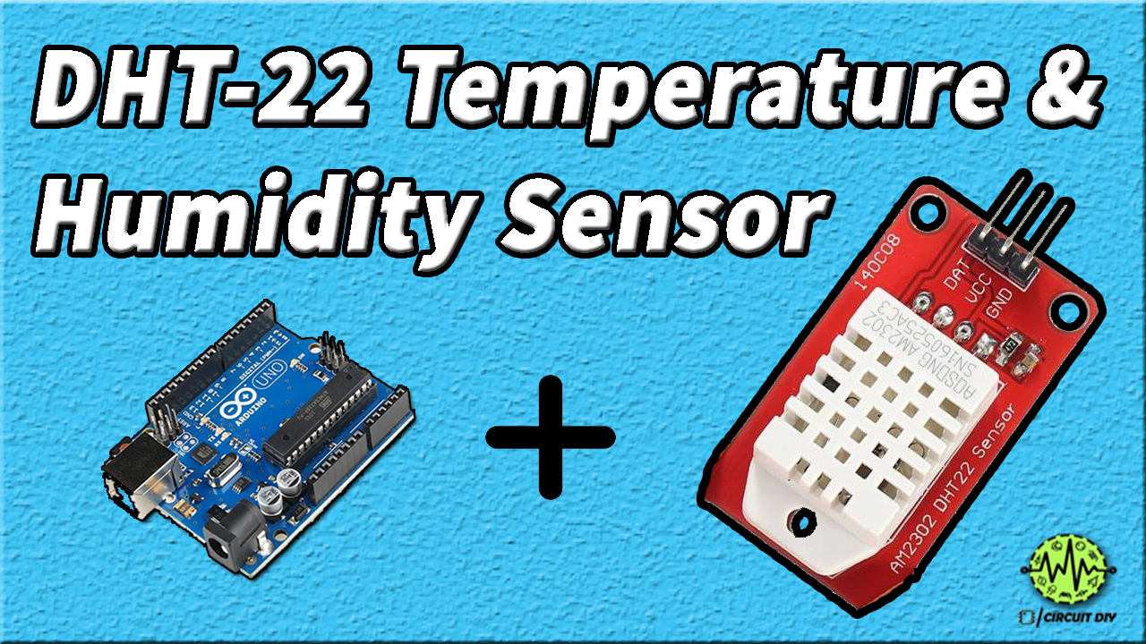 hello , today in this video tutorial i am going to show you step byhello , today in this video tutorial i am going to show you step by step how to interface dht22 sensor with arduino for atmospheric temperature and humidity