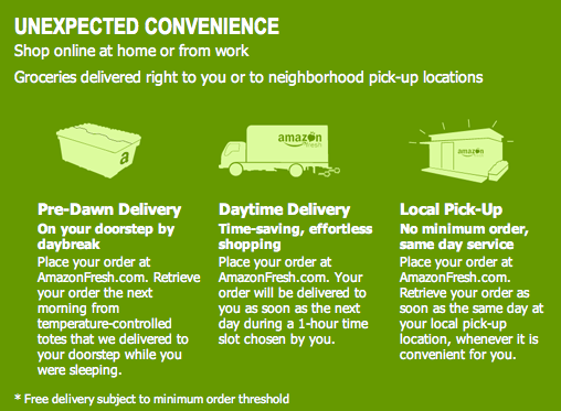 How Does Amazon Fresh Work Everyday Essentials Products What Is Amazon Fresh