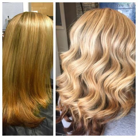 Transformation Going For A Hair Hair Life Hair Transformation