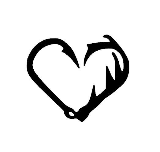 11++ Fishing rod heart clipart ideas