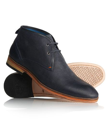 Superdry Meteor Chukka Boots | Christmas | Pinterest | Men's boots ...