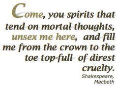 Famous Macbeth Quotes 69272 | SITWEB