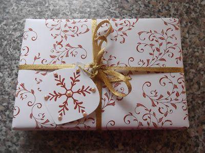 Sconebeker Stempelscheune - Stampin up Set : Winterliche Weihnachtsgrüße,