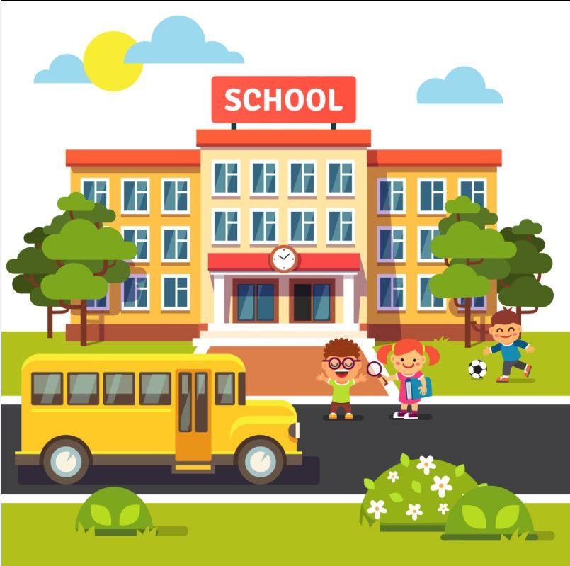 باص المدرسة صور الخلفية 4 الخلفية المتجهات وملفات بسد للتحميل مجانا Pngtree Cartoon School Bus Bus Cartoon Kids Bus