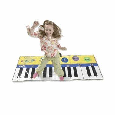 The World S Biggest Piano Mat Time To Reenact Big Baby Musical