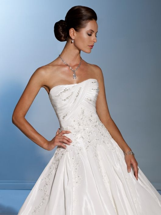 Sophia Tolli 2012 Spring Bridal Collection (I)