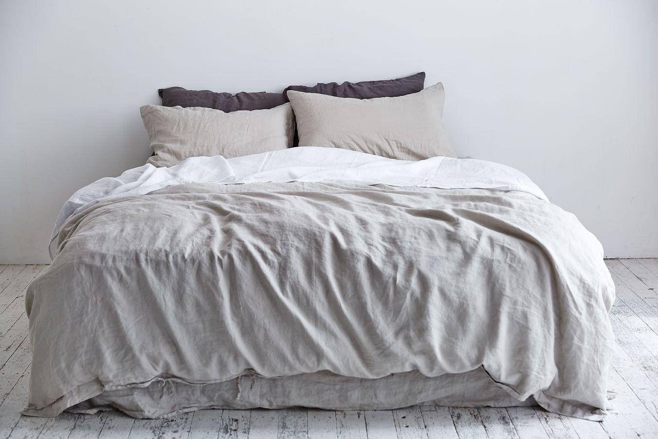 Image Result For Minimalist Bedding