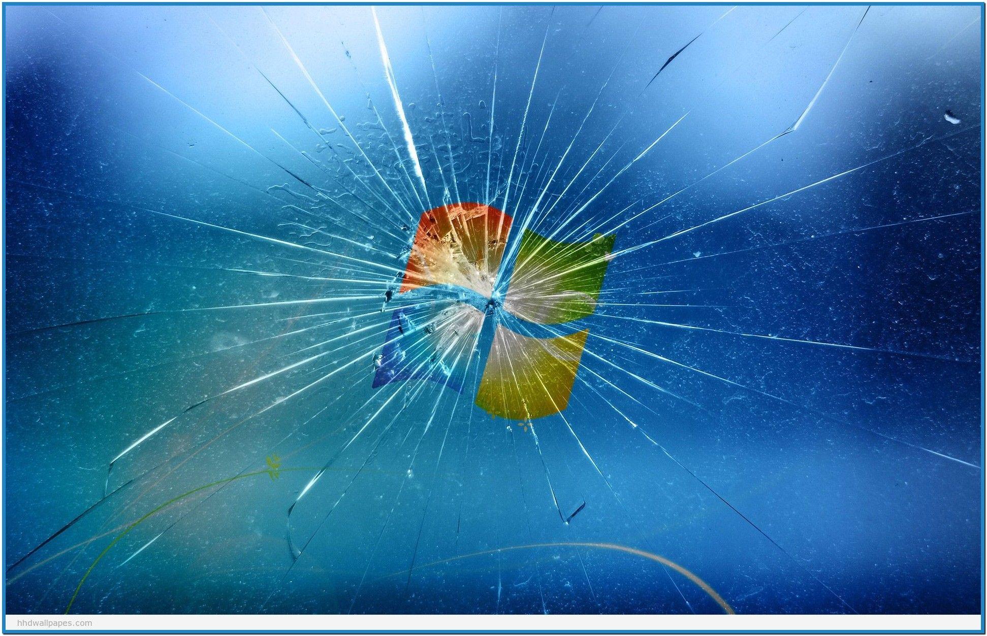 Screensavers For Windows 7 Free 3d Screensavers Windows 7 Broken Screen Wallpaper Screen Wallpaper Hd Windows Wallpaper
