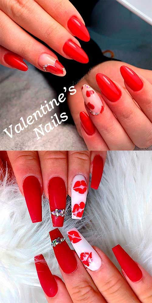 Best Valentine's day nails ideas for inspiration!