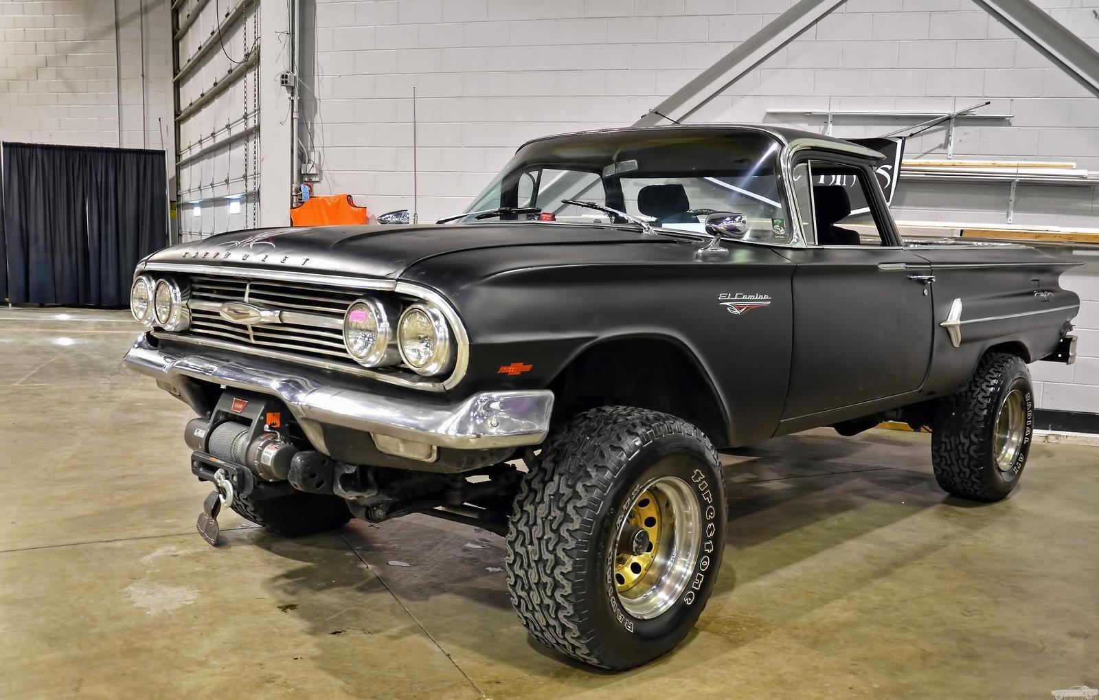 1960 El Camino 4X4 custom