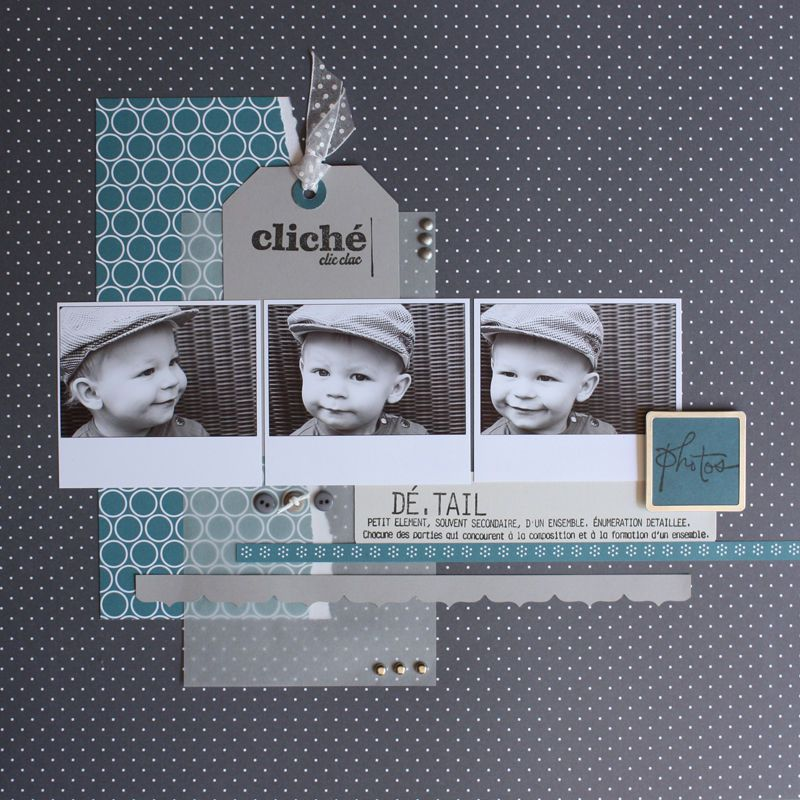 Les 25 meilleures id es de la cat gorie scrapbooking photo - Idee scrapbooking album photo ...