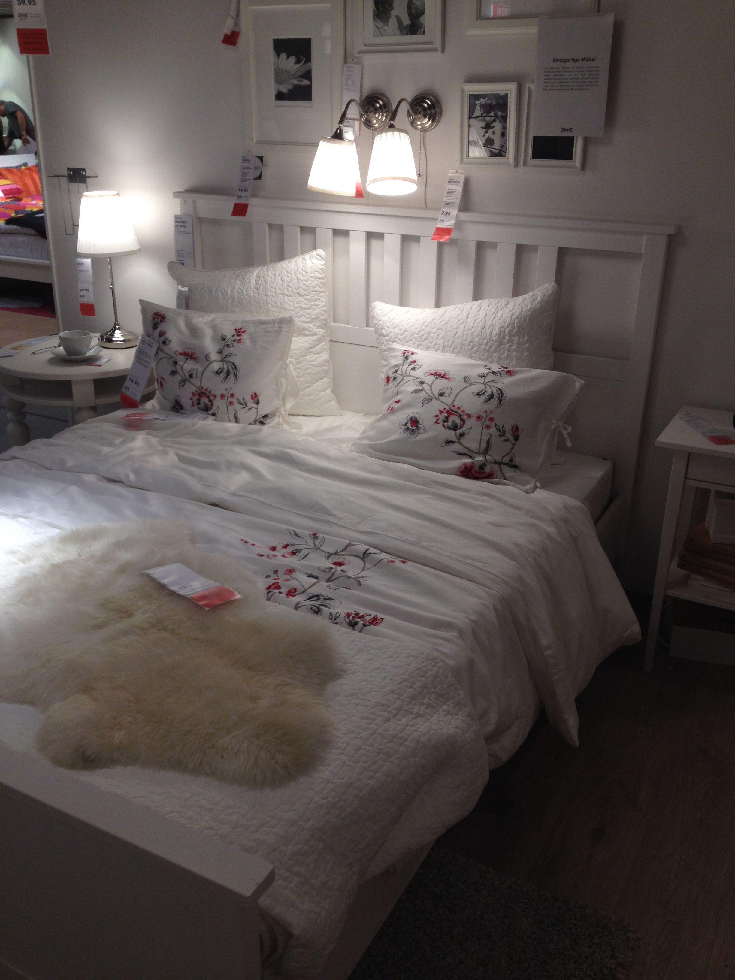 Ikea Bedroom Leirvik Hemnes Is Creative Inspiration For Us: Ikea Hemnes Bed! In Love :-)