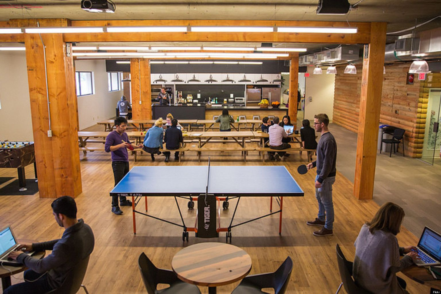 vancouver office space meeting rooms. hootsuite vancouver office boasts beer nap room ping pong designed by ssdg interiors space meeting rooms m