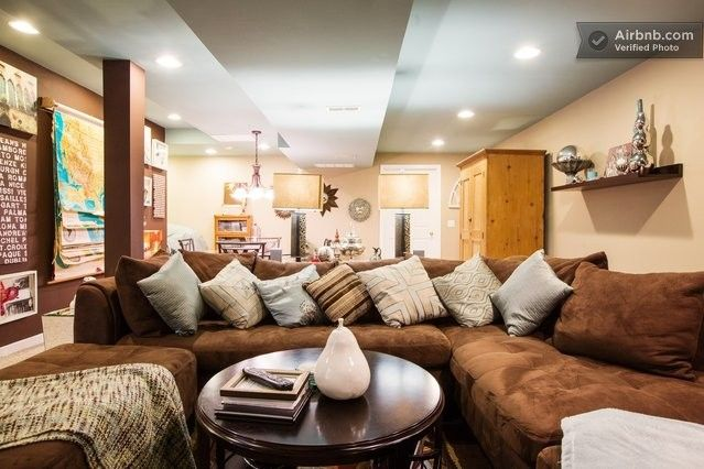 Private and Plush Suite in Omaha