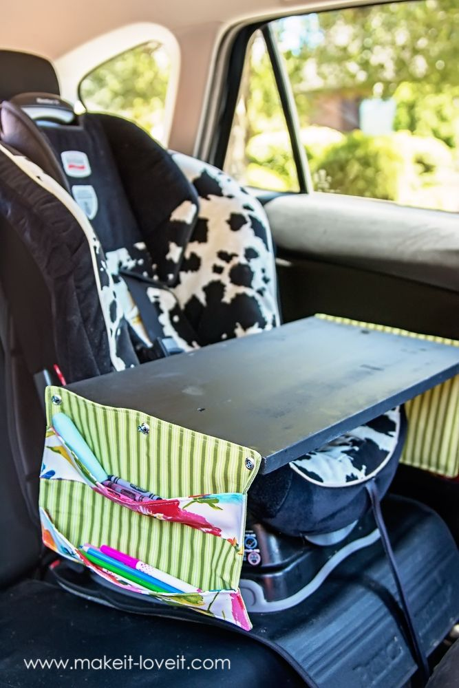 Chalkboard Lap Desk Use At Home Or In The Car Via