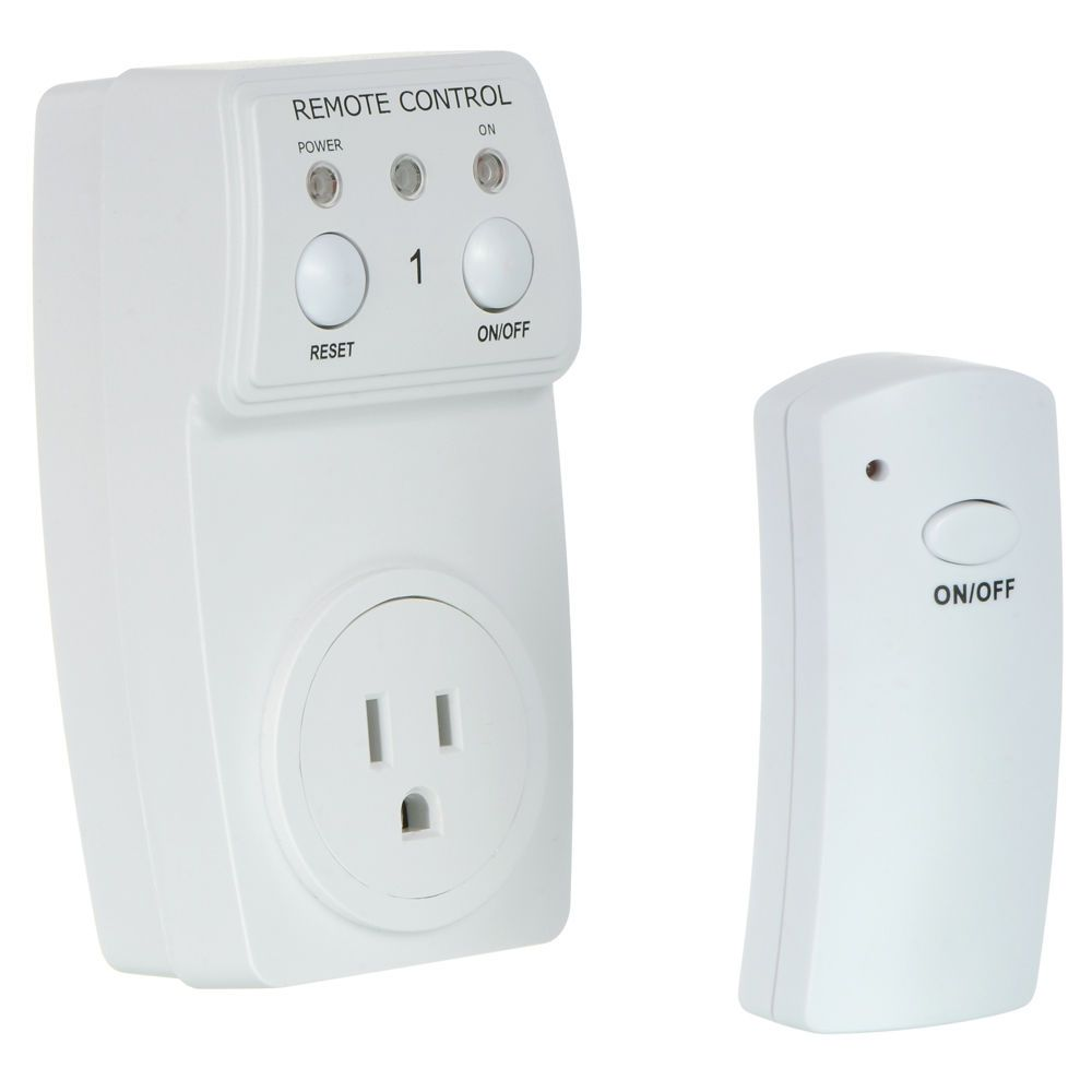 Cool Remote Control Outlet Wireless Ac Power Electrical Light Switch Wire And Socket Plug Us Check More At