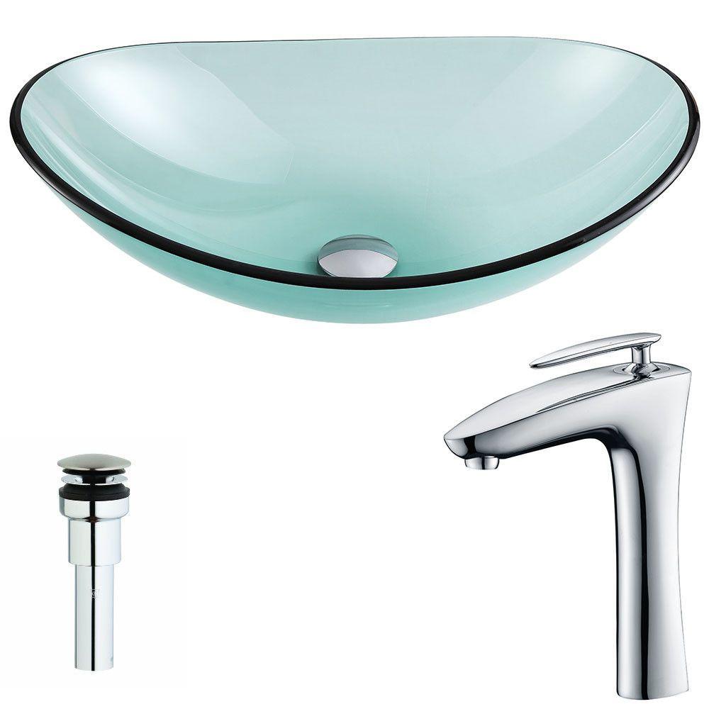 ANZZI Major Series LSAZ076-022 Bathroom Sink | Vanities / Sinks ...
