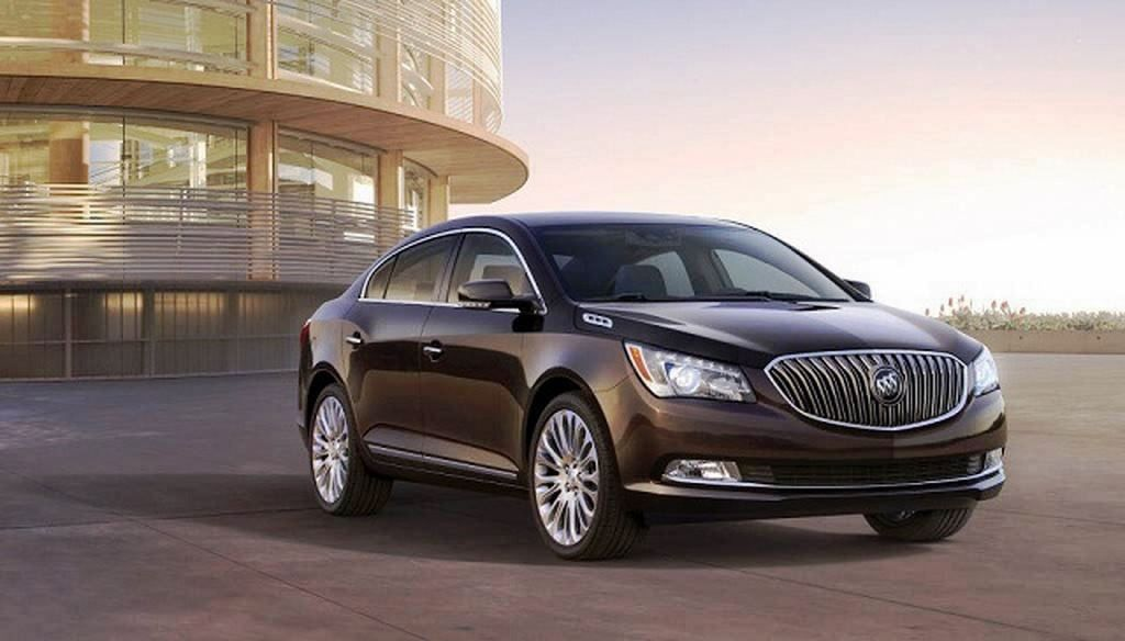 2016 Buick Lacrosse Review Redesign And Release Date Buick Lacrosse Buick Buick Verano
