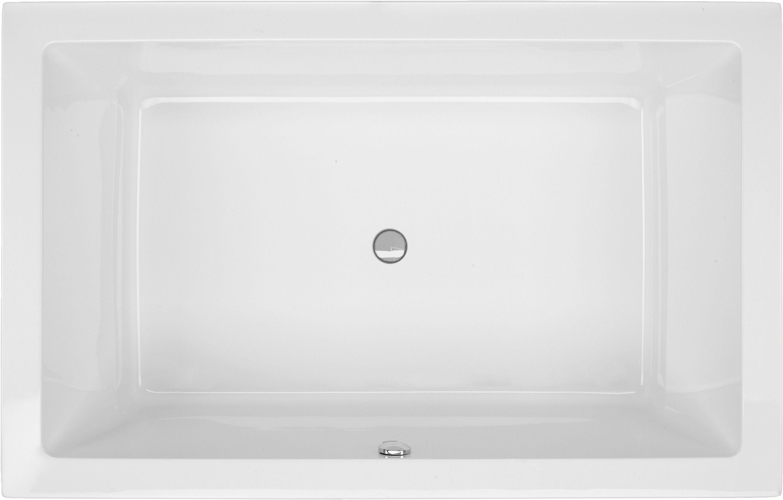 badewanne 190 x 120 x 49 cm badewanne rechteck pinterest gro e badewanne rechteck und. Black Bedroom Furniture Sets. Home Design Ideas