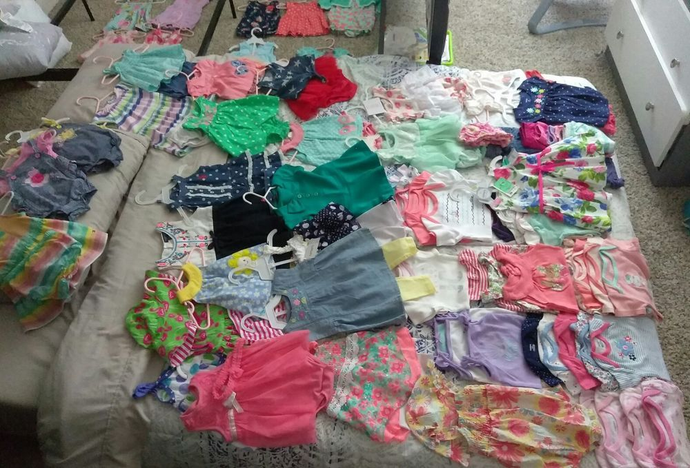Baby Girl Huge A Lot Clothes Carter Juicy Couture Nautica Little Me Amp More Clothing Shoes A Toddler Outfits Juicy Couture Baby Toddler Clothing