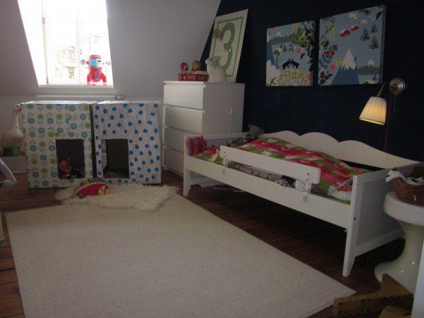 Wandgestaltung im Kinderzimmer: Tolle Ideen aus der Community ...