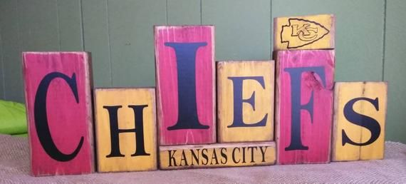 Kansas City Chiefs And Royals Reversible Sign Kansas