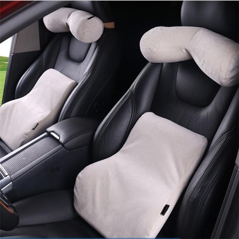 For volvo car neck pillow Car lumbar