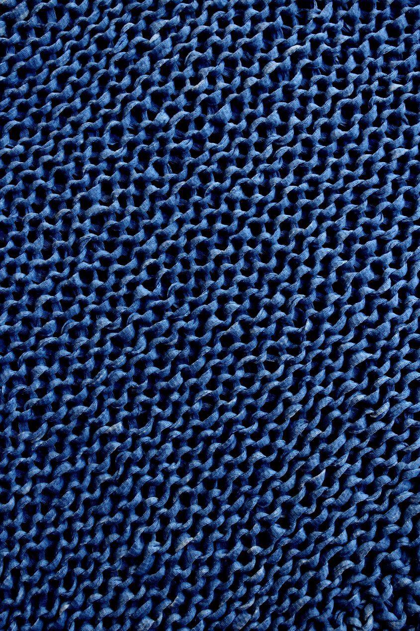 Ribbon Yarn texture. Knit Crop Top. Free Knitting Pattern ...