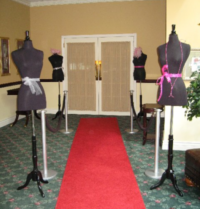 Party Entrance Ideas Fashion Theme Excellence Created This Red Carpet