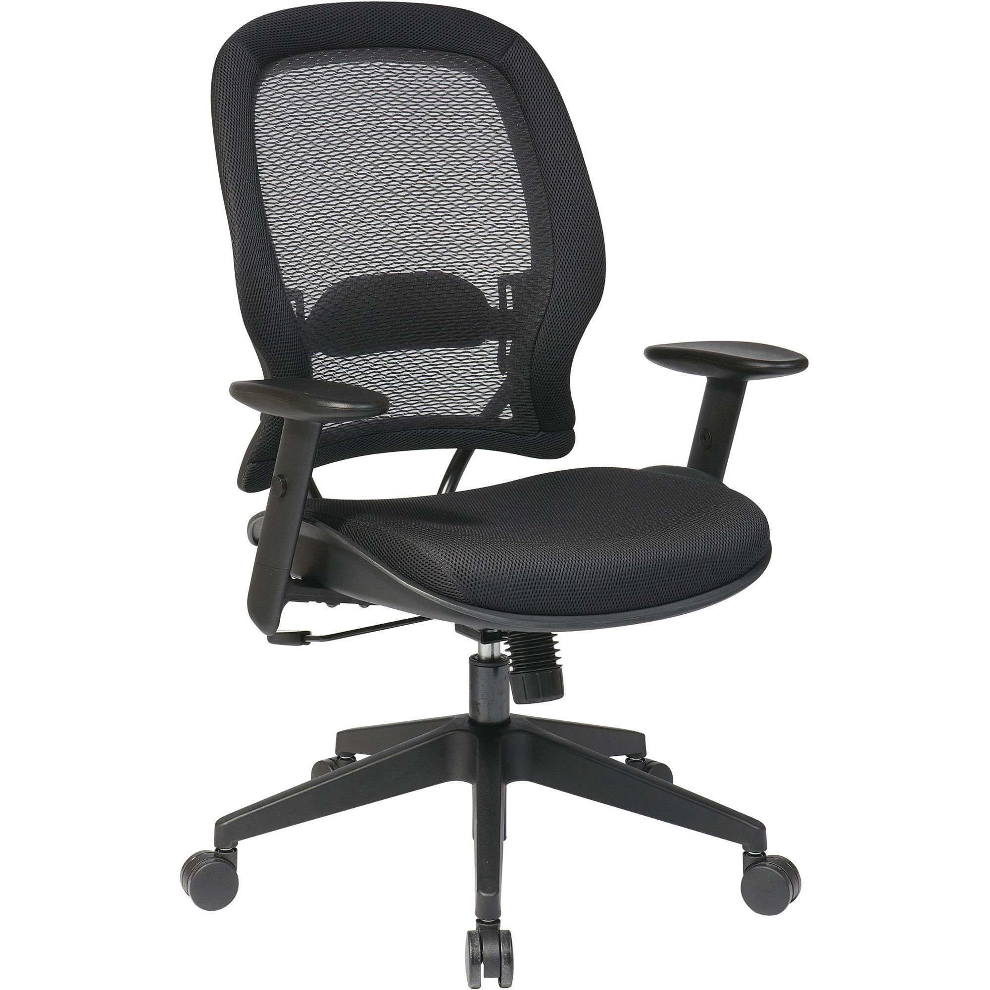 Grid Back Manager S Chair With Mesh