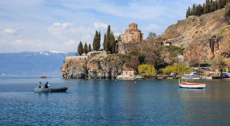 10 - República da Macedônia: este país, localizado nos Balcãs, conquistou sua independência apenas e... - Shutterstock