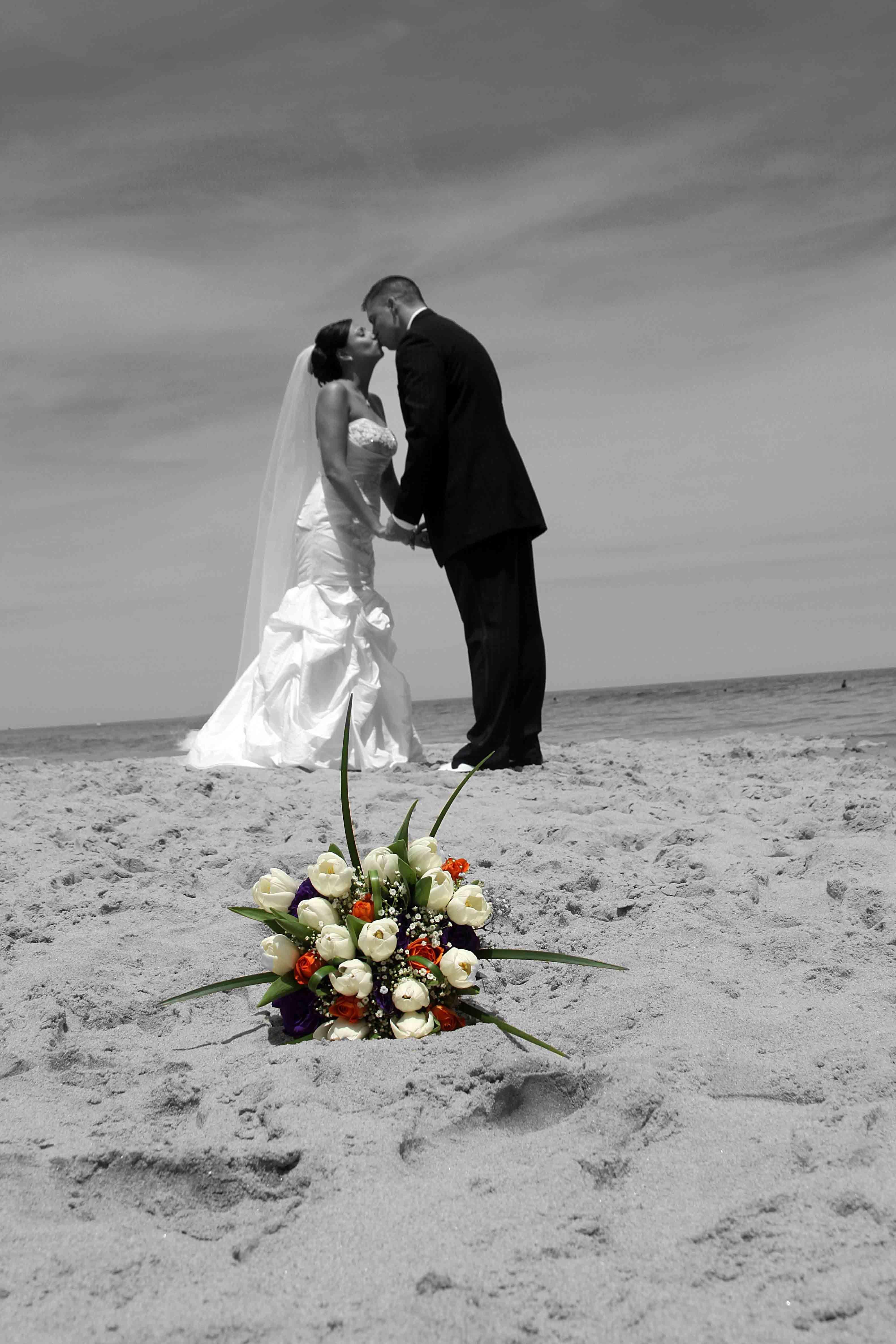 Shawn Femia Photography of Virginia Beach Wedding beach