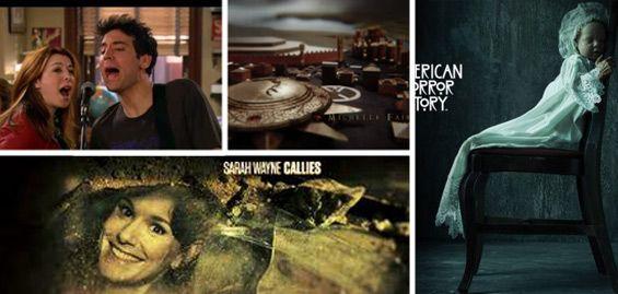 Los mejores créditos iniciales de la TV (Parte 2) by me & @ClaraItzel Hernandez Valladares