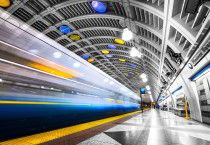 subway wallpaper - Subway HD Wallpaper